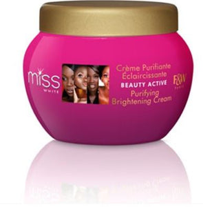 Fair and White Miss White Beauty Active Purifying Brightening Cream 250ml - FairSkins.us