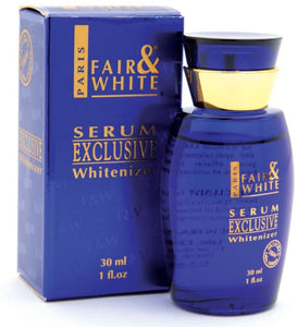 Fair and White Exclusive Serum 30ml - FairSkins.us