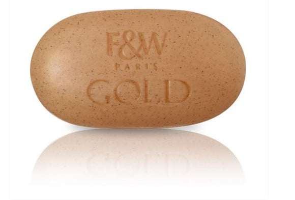 Fair and White 1: Prepare Gold Satin Exfoliating Bar Soap 200gr - FairSkins.us