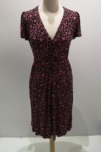 French Connection Print Dress, Size UK 12