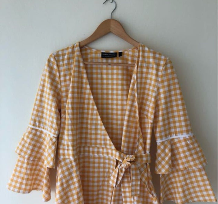 Closet Retro Flame - The Fifth Label Top