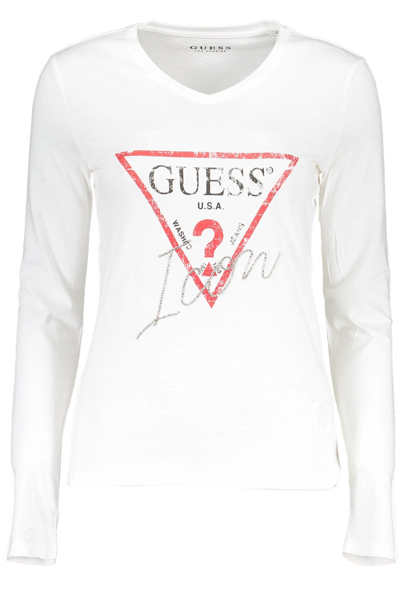 Guess Jeans Woman T-Shirt