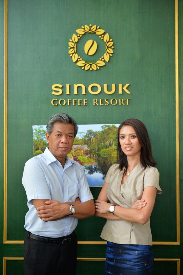 New Direction, New Synergy of Sinouk Coffee