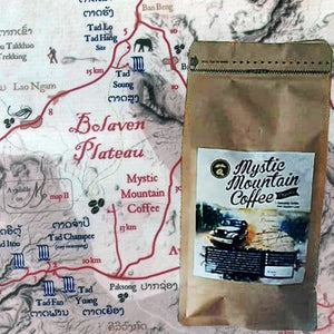 Mystic Mountain Coffee TYPICA 250g bag