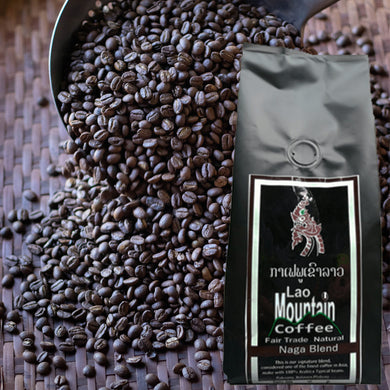 FREE SHIPPING worldwide, Naga Coffee 2Kg