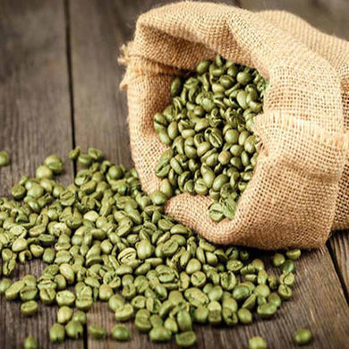 Green Coffee Beans Sample 1kg
