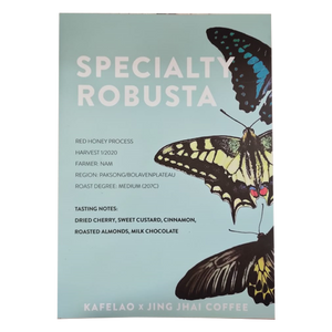 Robusta Specialty Coffee 2kg FREE SHIPPING