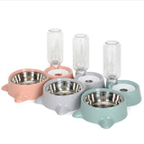 Automatic Pet Feeder Water Dispenser