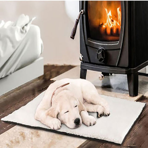 Self Heating Pet Warming Blanket Sleep Well Cushion Bed