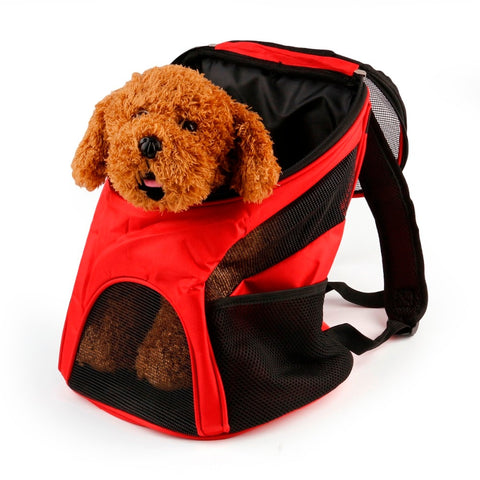 Pet Travel Outdoor Carry Cat Dog Bag Backpack Carrier Products