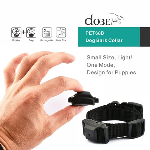 Dog Bark Collar Automatic No Shock