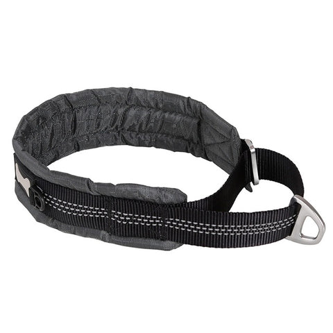 Reflective Durable Dog Collar Nylon Padded  Adjustable Collars Comfortable For Small Medium Large Dogs