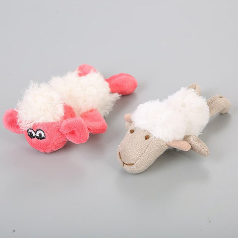 Cute Pet Interactive Exercise Plush Toy Soft Toy