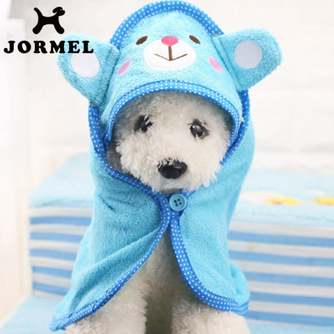 Quality Absorbent Puppy Dog Towel/Bathrobe