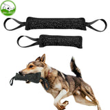 Dog Bite Chewing Training Aid Police K9 Play Toy