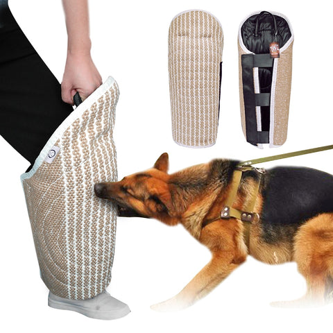Protective Dog Bite Sleeves Tugs Training