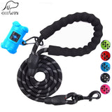 Dog Reflective Leash Collar