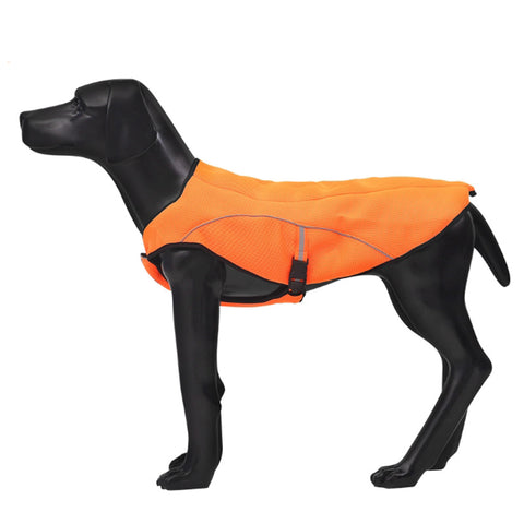Safe Reflective Cooling Pet Dog Vests For Small Medium Large Dogs