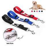 Vehicle Dog Seat Belt Harness Lead Clip