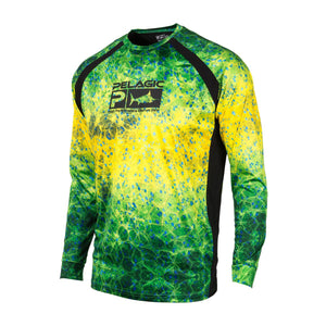 PELAGIC - MENS VAPORTEK LONGSLEEVE PERFORMANCE