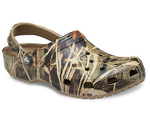 CROCS - MENS CLASSIC REALTREE V2