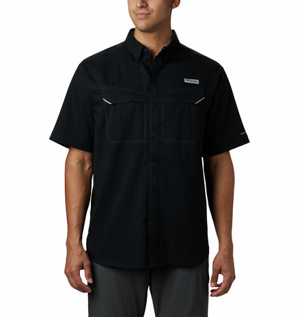 COLUMBIA - MENS LOW DRAG OFF SHORE SHORT SLEEVE