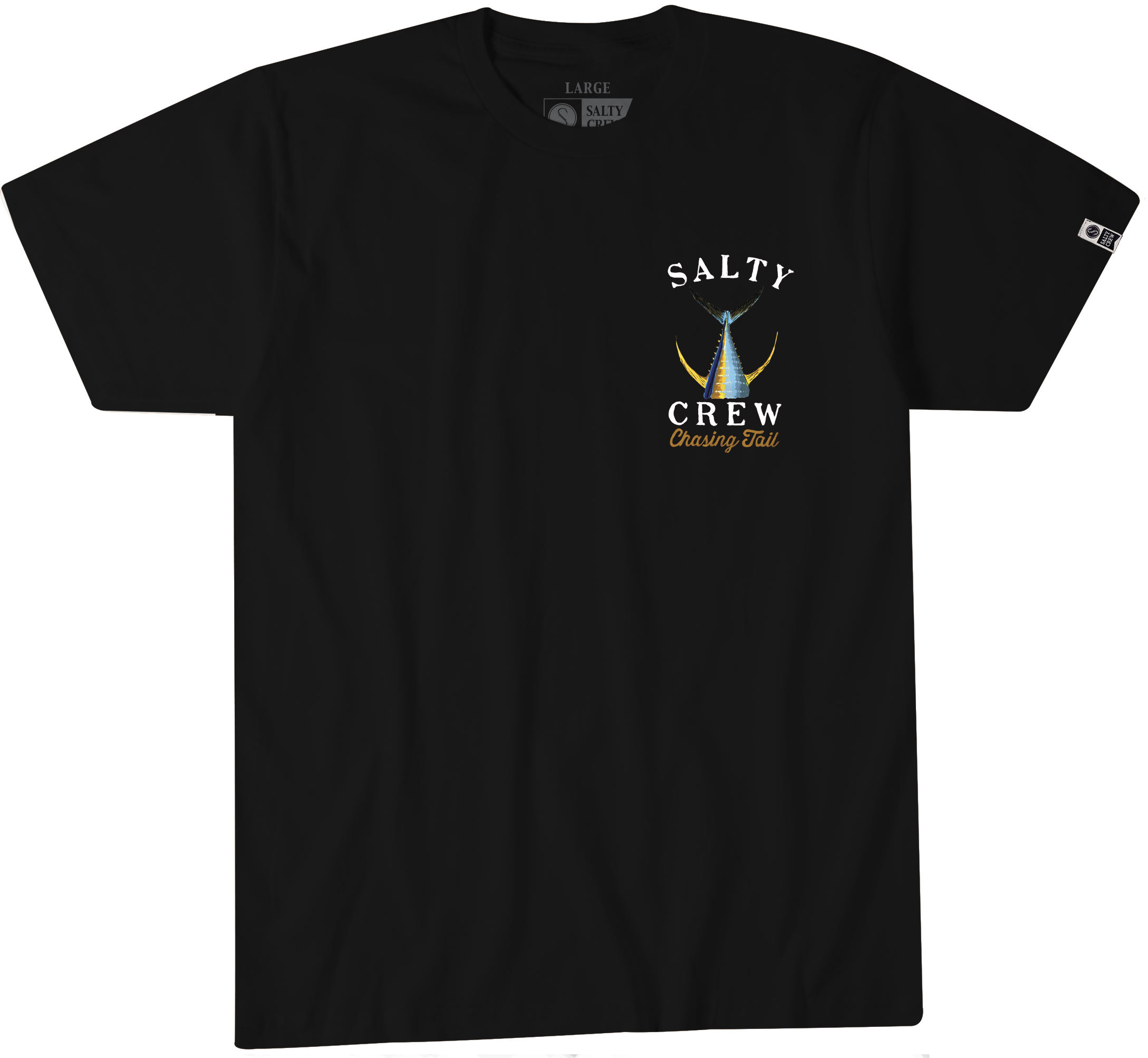 SALTY CREW - MENS TAILED SHORT SLEEVE TEE