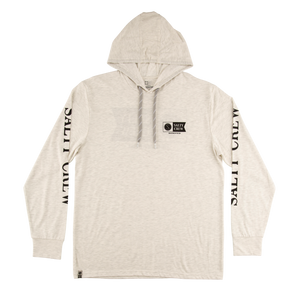 SALTY CREW - MENS ALPHA REFUGE LONG SLEEVE HOODIE