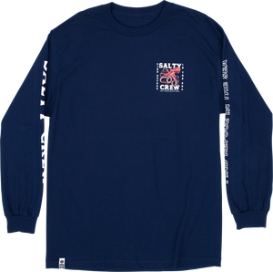 SALTY CREW - MENS SQUIDDY LONG SLEEVE