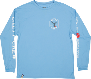 SALTY CREW - MENS FISHSTONE LONG SLEEVE
