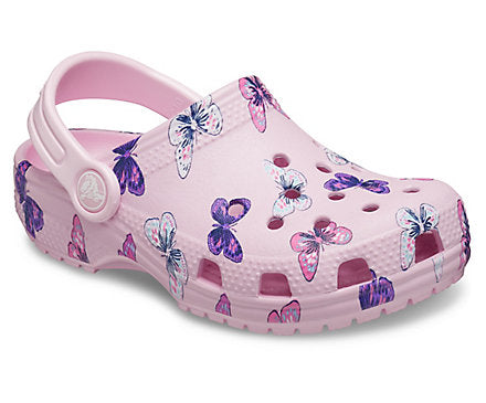 CROCS - KIDS CLASSIC BUTTERFLY CLOG