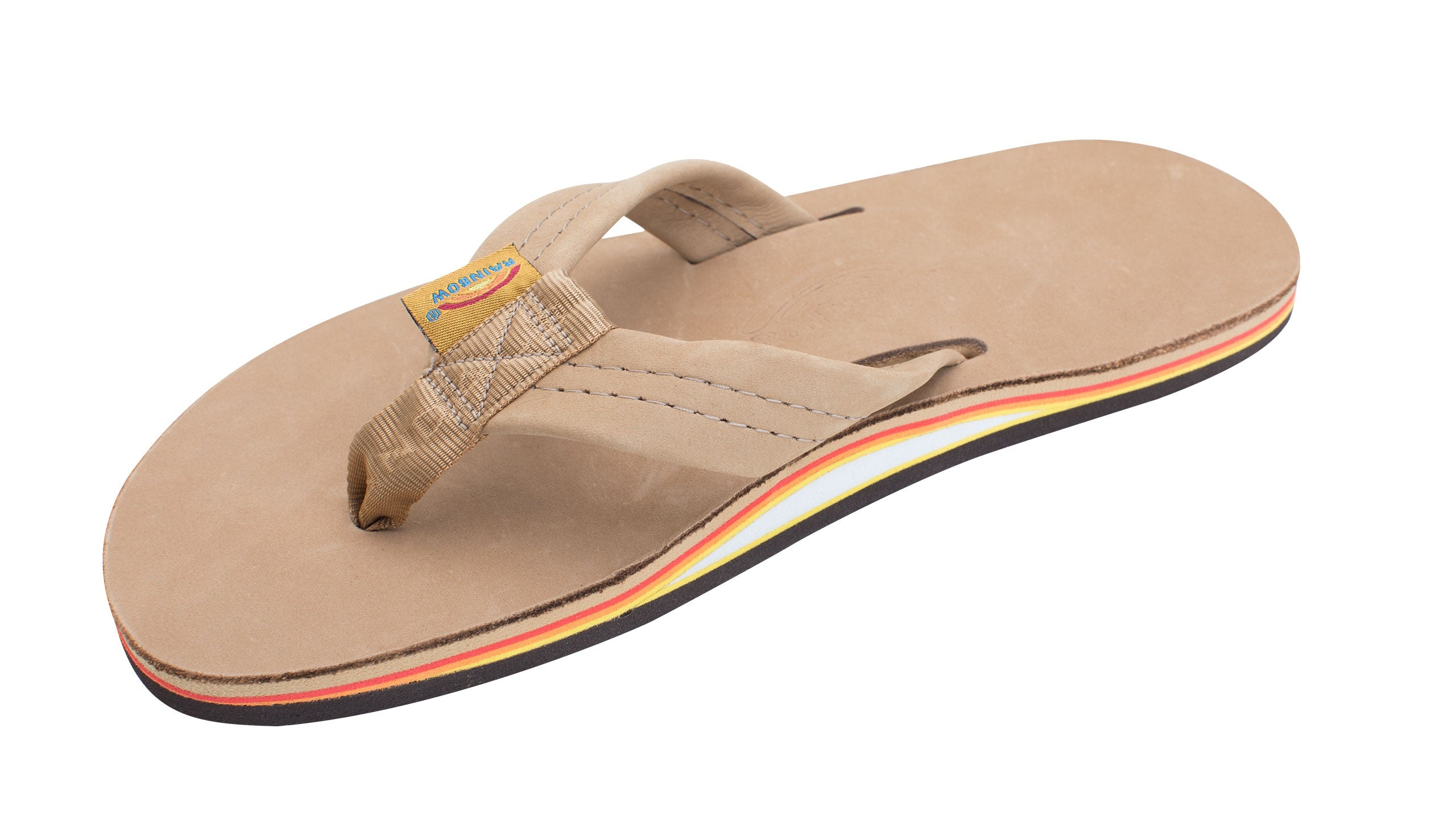 RAINBOW - MENS SINGLE LAYER LEATHER