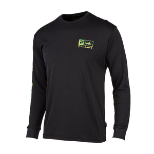 PELAGIC - MENS AQUATEK ICON LONGSLEEVE