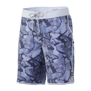 "HUK - MENS CURRENT CAMO CLASSIC 20"" BOARDSHORT"