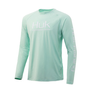 HUK - MENS PURSUIT VENTED LONG SLEEVE
