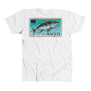 AVID - MENS YELLOWFIN TEE