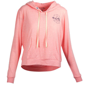 SALT LIFE - LADIES SEA TIDES HOOD