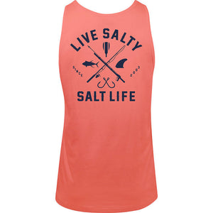 SALT LIFE - MENS MODERN WATERMAN TANK