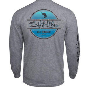 SALT LIFE - MENS MARLIN HOOKUP LONG SLEEVE