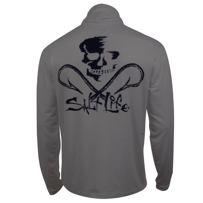 SALT LIFE - MENS AQUASHIELD LONG SLEEVE