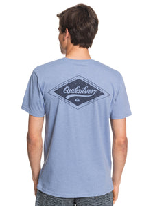 QUIKSILVER - MENS EDGE OF TOWN TEE