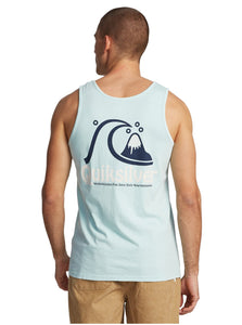 QUIKSILVER - MENS EMPTY ROOMS TANK
