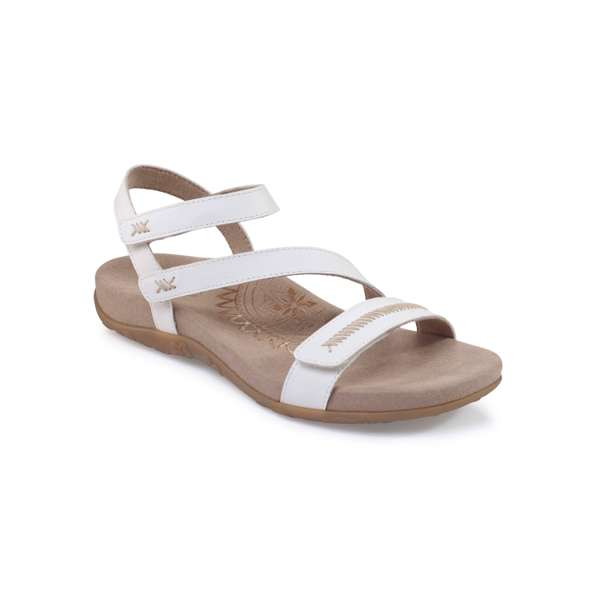 AETREX - LADIES GABBY ADJUSTABLE QUARTER STRAP SANDAL
