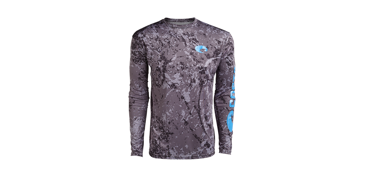 COSTA - MENS HEXO TECHNICAL LONG SLEEVE