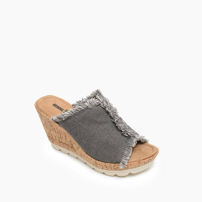 MINNETONKA - LADIES YORK WEDGE