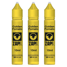 Load image into Gallery viewer, Golden Pomelo E-Liquid by ZAP! Juice High VG (30ml (3x10ml) - 6mg Nicotine)