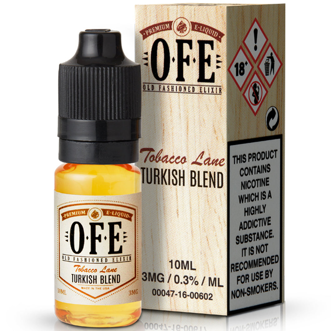 OFE- Turkish Blend 10ml