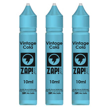 Load image into Gallery viewer, Vintage Cola E-Liquid by Zap! Juice 50ml (50ml Bottle / 0mg Nicotine)