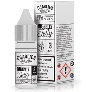 Charlie's Chalk Dust- Big belly jelly 10ml