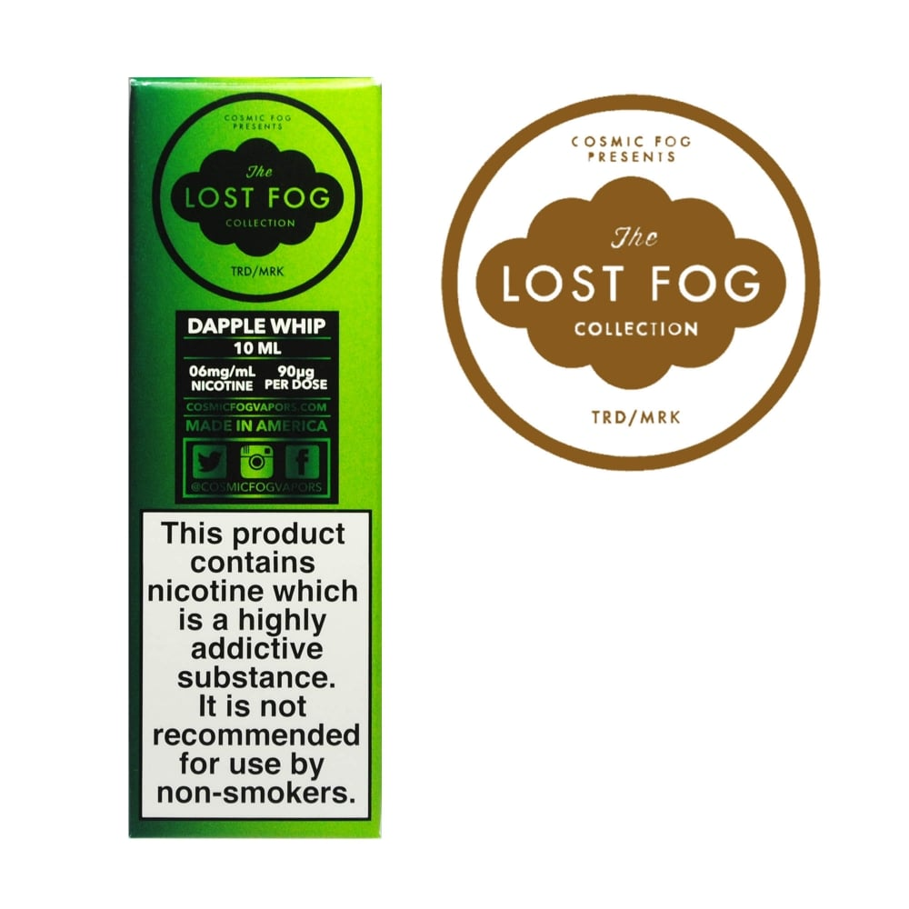 The lost Fog collection- Dapple whip 10ml